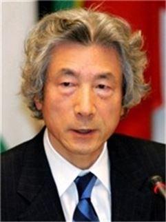 고이즈미 준이치로 일본 전 총리. 사진=아시아경제DB