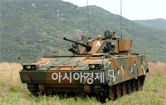 육군 이등병 장갑차 치여 2시간만에 사망
