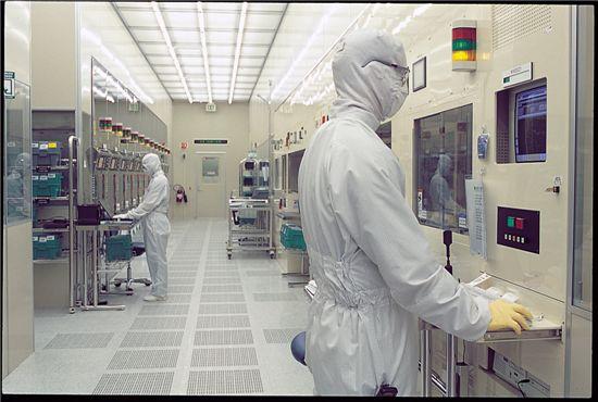 삼성전자 반도체 라인