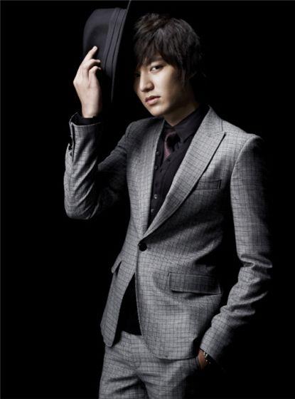Korean actor Lee Min-ho [Starhaus]