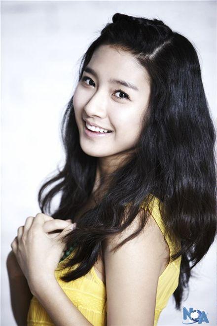 Korean actress Kim So-eun [N.O.A Entertainment]