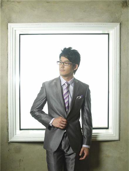 Korean actor Park Jae-jung [Eyagi Entertainment]