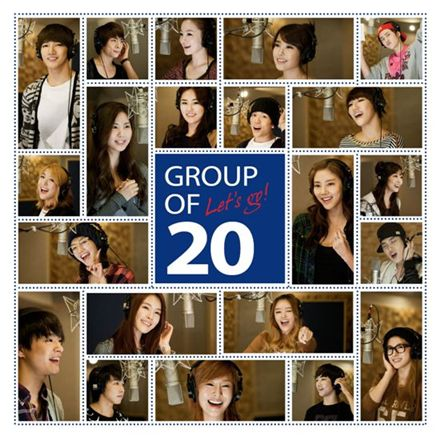 "Cover of G20 song ""Let's Go"" [Asia Bridge Contents]"