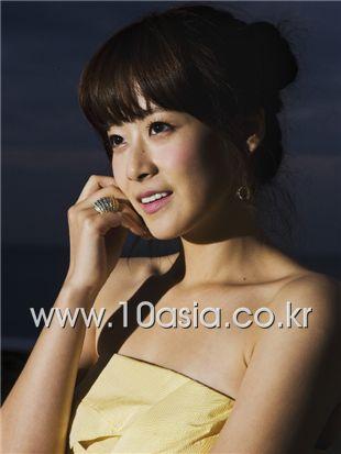 Korean actress Ryu Hyun-kyung [Chae Ki-won/10Asia]