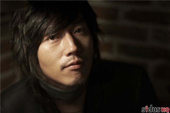 Korean actor Jang Hyuk [Sidus HQ]