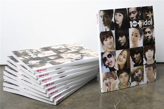 "10Asia's mook publication ""10+idol"" [10Asia]"