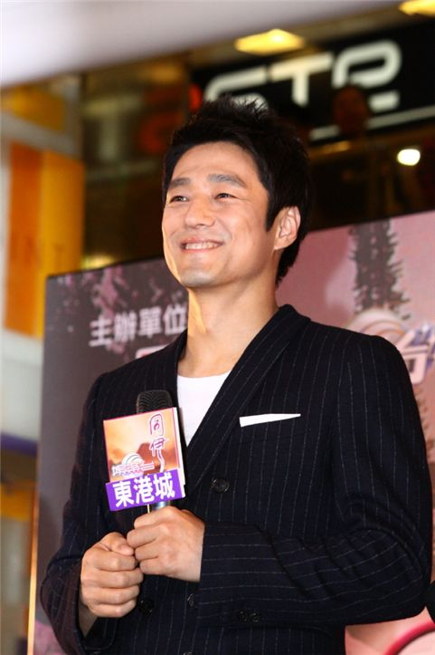 Actor Ji Jin-hee in Hong Kong from December 11 to 13 [N.O.A. Entertainment]