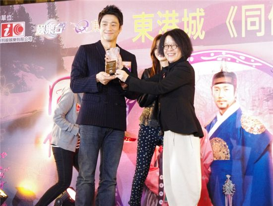Actor Ji Jin-hee and Han Hyo-ju in Hong Kong from December 11 to 13 [N.O.A. Entertainment]