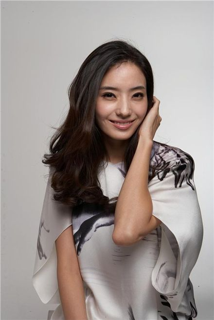 Korean actress Han Chae-young [BH Entertainment]