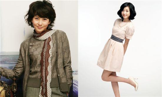 Kim Nam-joo (left) and Han Hyo-joo (right) [Wellmadestar/BH Entertainment]
