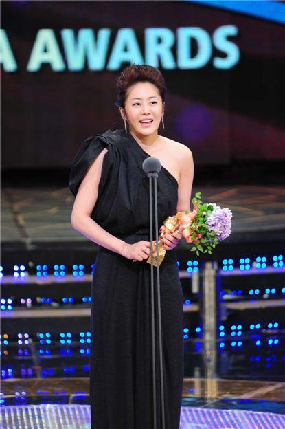 Actress Ko Hyun-jung [SBS]