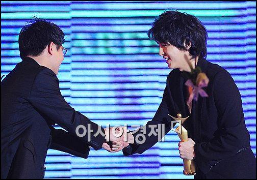 Actor Song Joong-ki [Park Sung-ki/Asia Economic Daily]