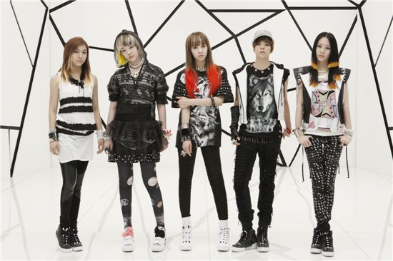 Girl group f(x) [SM Entertainment]