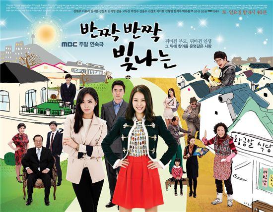 """MBC's drama """"Twinkle Twinkle"""" [MBC]"""