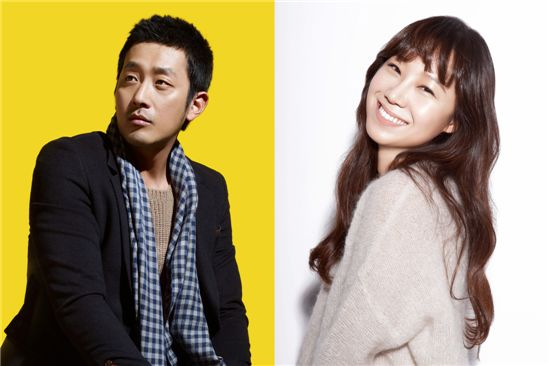 Actor Ha Jung-woo (left) and actress Kong Hyo-jin (right) [Big Issue/Biotherm]