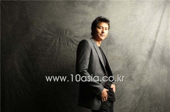 Actor Jung Woo-sung [Chae Ki-won/10Asia]