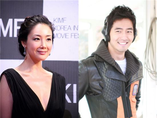 Choi Ji-woo (left) and Lee Jin-wook [C. JW Company / HB Entertainment]