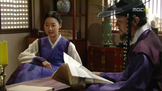 "Scene from MBC's historical drama ""The Duo"" [MBC]"
