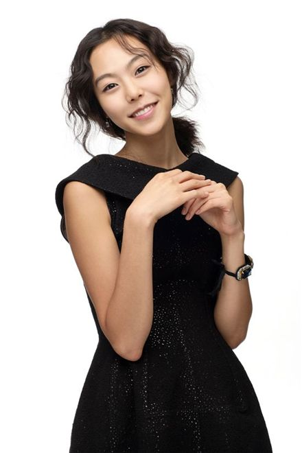 Korean actress Kim Miin-hee [BH Entertainment]
