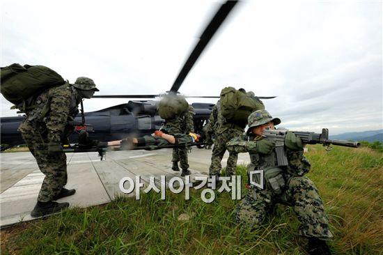 공군 최강특수부대 항공구조대