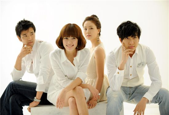 "Cast of SBS drama ""Shining Inheritance"" [SBS]"
