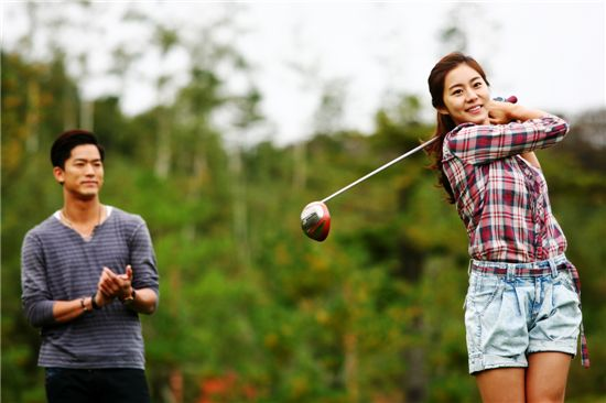 """A scene from upcoming tvN TV series """"Birdie Buddy"""" [Group 8]"""