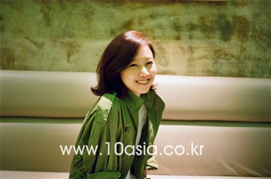 Kong Hyo-jin [Beck Una/10Asia]