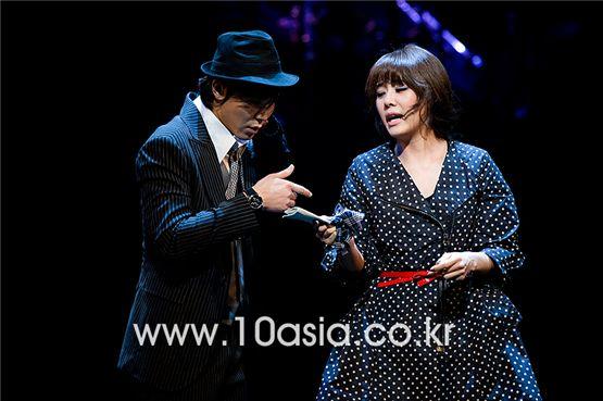 Lee Yool and Ock Joo-hyun [Lee Jin-hyuk/10Asia]