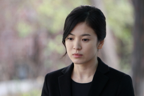 "Song Hye-kyo in the movie ""Today"" (tentative title) [Lotte Entertainment]"
