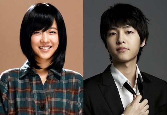 Park Bo-young (left) and Song Joong-ki [The Company Entertainment / SidusHQ]