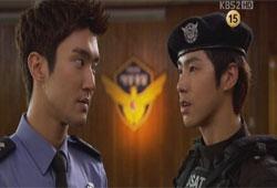 """Scene from KBS TV series """"Poseidon"""" [KBS]"""