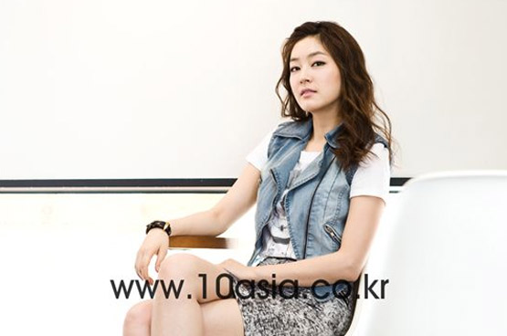 Park Jin-hee [Chae Ki-won/10Asia]