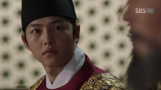 "An image from SBS TV series ""Deep Rooted Tree"" [SBS]"