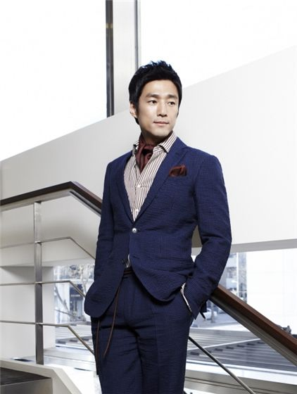 Ji Jin-hee [Ermenegildo Zegna]