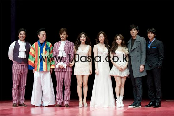 "Cast of ""200 Pounds Beauty"" [Lee Jin-hyuk/10Asia]"