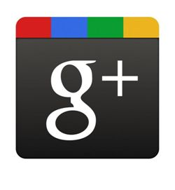 구글플러스 로고