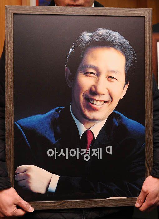 김근태 전 의원