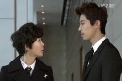 """Scene from KBS TV series """"Wild Romance"""" [KBS]"""