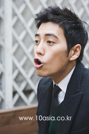 Joo Sang-wook [Chae Ki-won/10Asia]