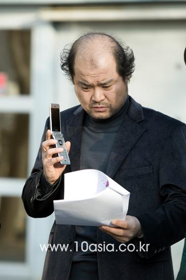 Kim Sang-ho [Lee Jin-hyuk/10Asia]