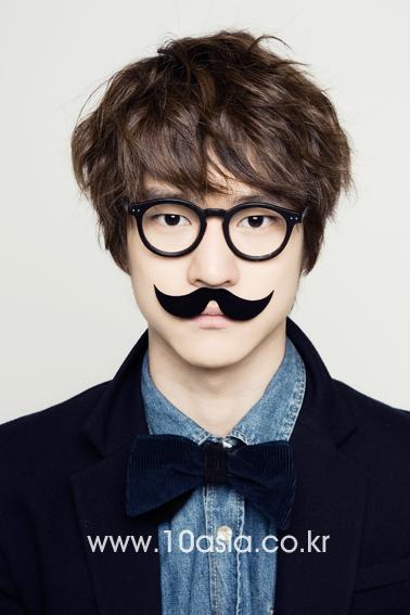 Ko Kyung-pyo [Lee Jin-hyuk/10Asia]
