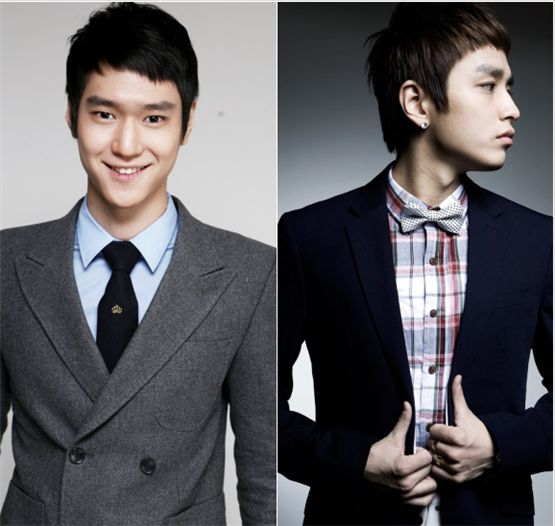Actor Ko Kyeong-pyo and singer Simon D [Film it Suda, Amoeba Culture]