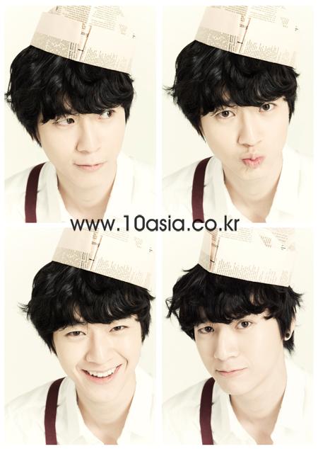Yoo Min-kyu [Lee Jin-hyuk/10Asia]