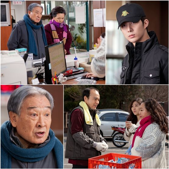 "Cast of SBS Plus' upcoming TV series ""Late Blossom"" [YTree Media]"