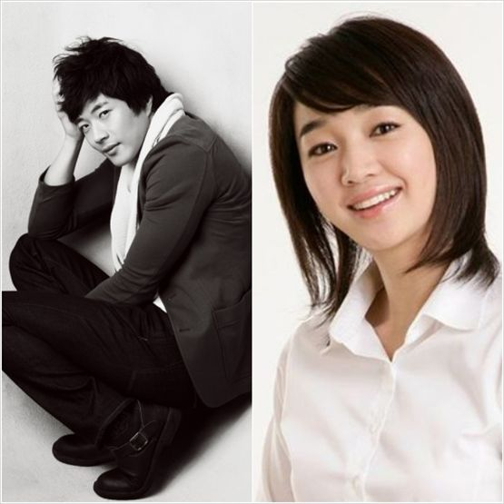 Actor Kwone Sang-woo (left) and Soo-ae (right) [Bel Actors Entertainment, Star J Entertainment]