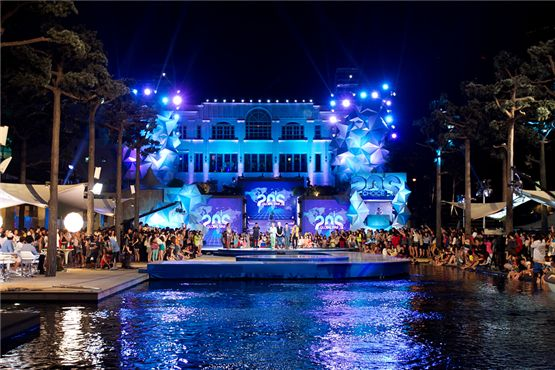 The 6th Mnet 20's Choice Awards held at the Banyan Club & Spa Seoul in Korea on June 28 [Mnet]