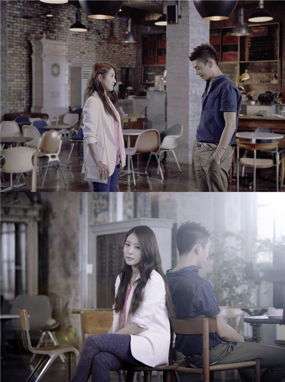 """Still shots from BoA's """"Only One"""" music video [SM Entertainment]"""