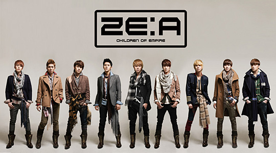 ZE:A [Star Empire Entertainment]