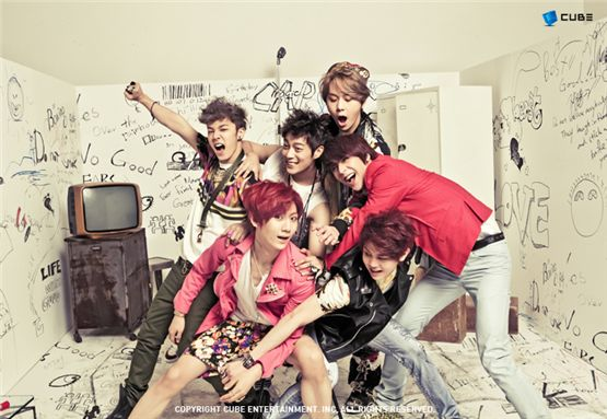 BEAST [Cube Entertainment]