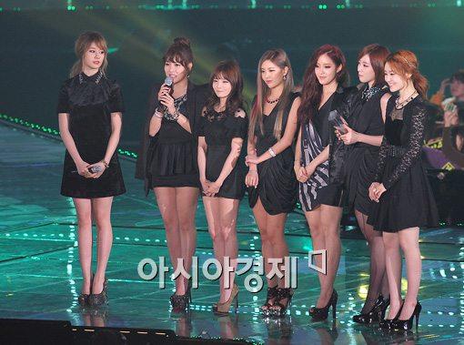 [멜론뮤직어워드] 티아라, '2012년을 빛낸 톱10' 선정